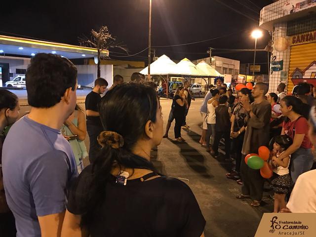 Pastoral de Rua em Aracaju/SE
