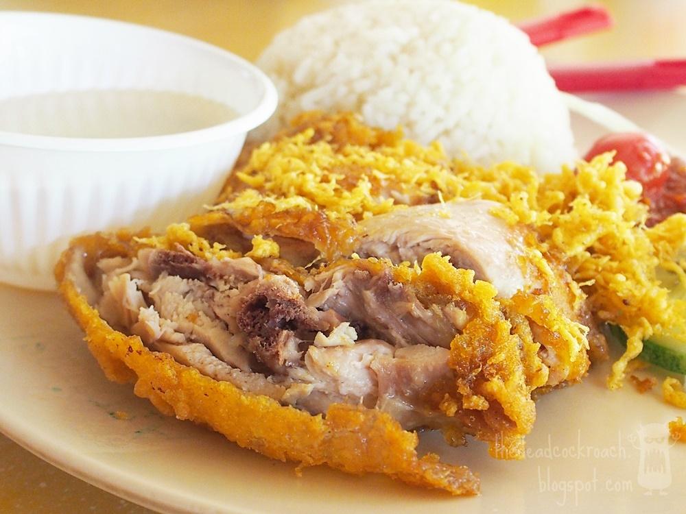 ayam penyet, aspirasi,muslim food, food, food review, halal, malay food, review, seah im food centre, singapore