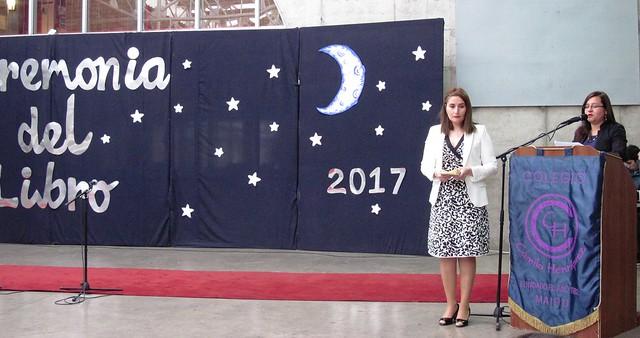 Ceremonia del Libro 2017