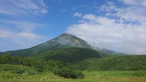羅臼岳はごついイケメンな山だった