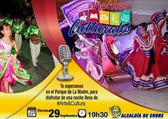 Asociación de Mujeres participará de los viernes culturales