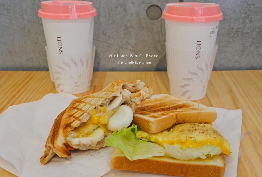 台中咖啡早午餐雷恩獅12