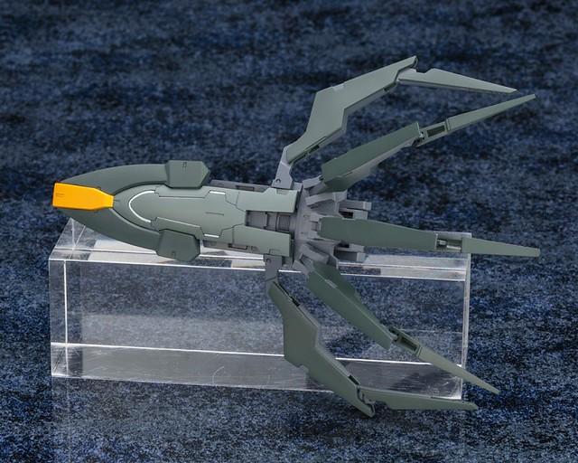 無須感到恐懼,雖死猶榮。S.R.G-S《超級機器人大戰OG》拉福特克蘭斯・法烏涅亞(ラフトクランズ・ファウネア)組裝模型