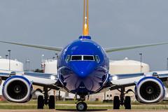 Southwest B737-800 N8691A HOU-3