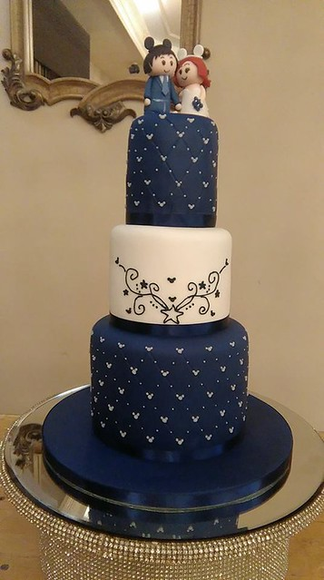 Cake by Sponge and Sugar Cake Company