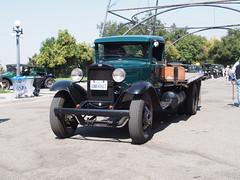 Ford Flatced Truck '6NKH976' 1