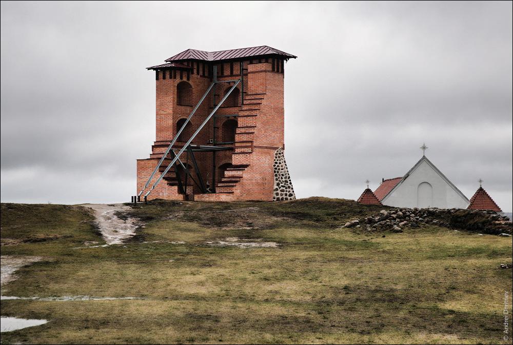 Замок Миндовга