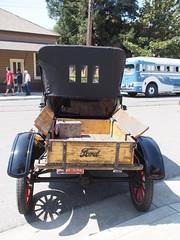1921 Ford Model T Roadster Pickup 3