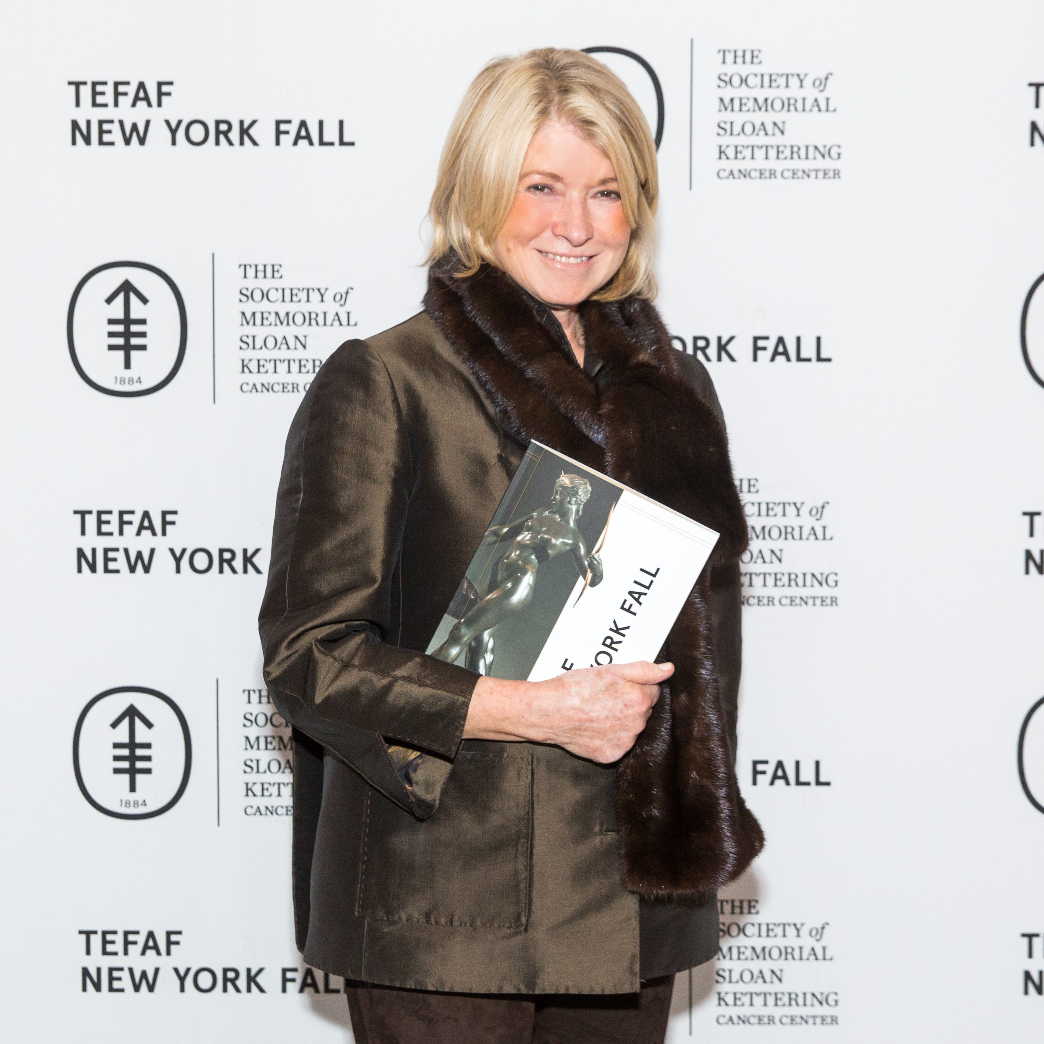 The Society of MSK Hosts : The Opening Night of TEFAF New York Fall