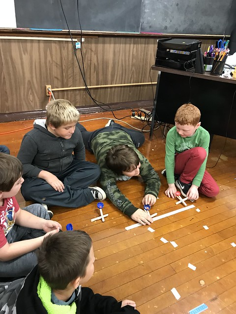 STEM Lab Catapult Project