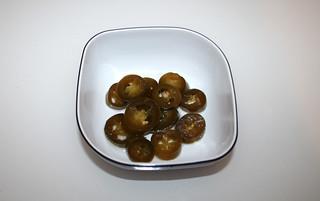 27 - Zutat Jalapenos / Ingredient jalapenos