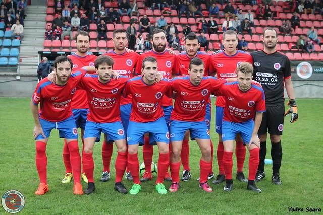 UD. OURENSE VS RIBEIRO FC.