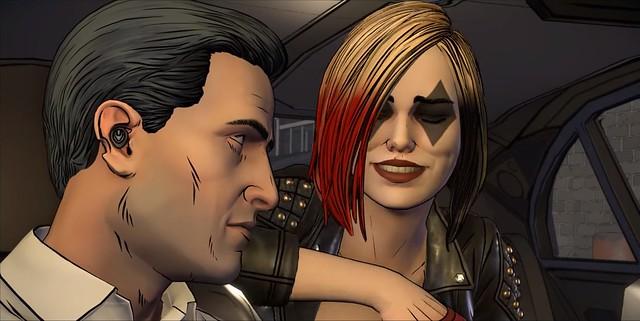 Batman Enemy Within Episode 2 - Harley