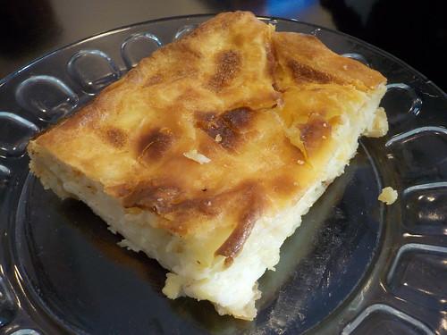 ハチャプリ(チーズパン)の一形態