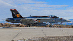 """Boeing F/A-18E Super Hornet of VFA-31 """"Tomcatters"""" from NAS Oceana"""