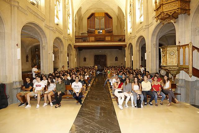 Celebraciones litúrgicas inicio curso - 2017