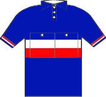Francia - Giro d'Italia 1953