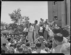 SMDR Photographic Negatives Collection, [1940s50s][Johnson - Gene Autry 7/46]