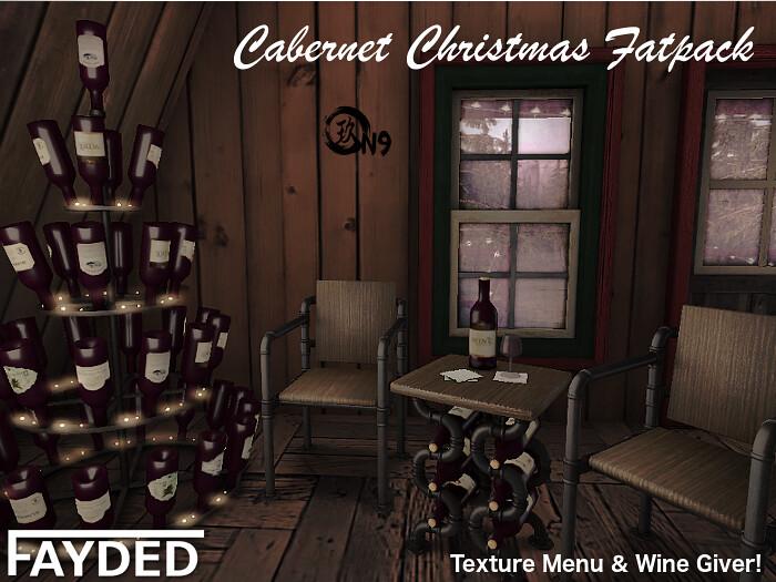 FAYDED - Cabernet Christmas Fatpack - TeleportHub.com Live!