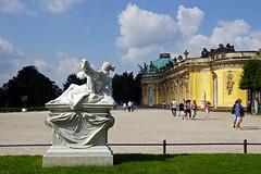 Sanssouci - Potsdam, Germany