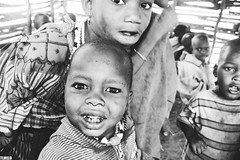 """I hate to look into those eyes and see an ounce of pain"" - Maasai - Tanzania - Africa"