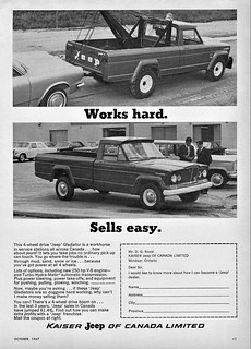 1968 Jeep Gladiator Pickup