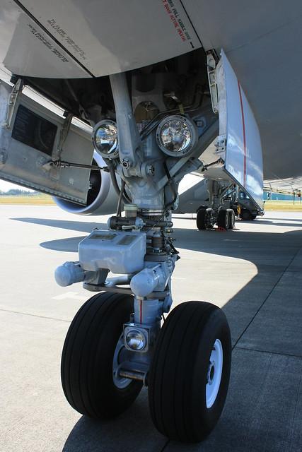 警戒航空隊 第602飛行隊 E-767 84-3504 IMG_3919