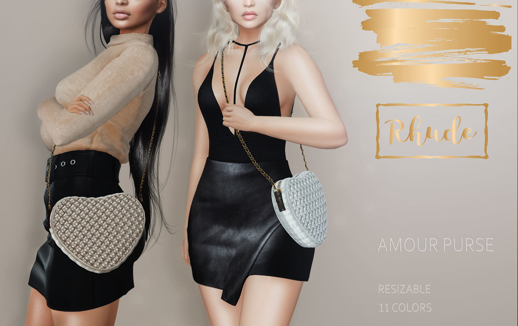 [RHUDE] Amour Bag - TeleportHub.com Live!