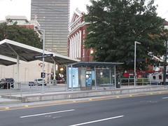 Olymipic Park Streetcar Stop