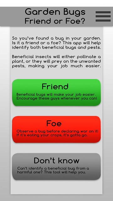 garden bug apps
