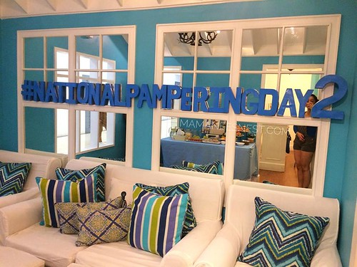 #NationalPamperingDay