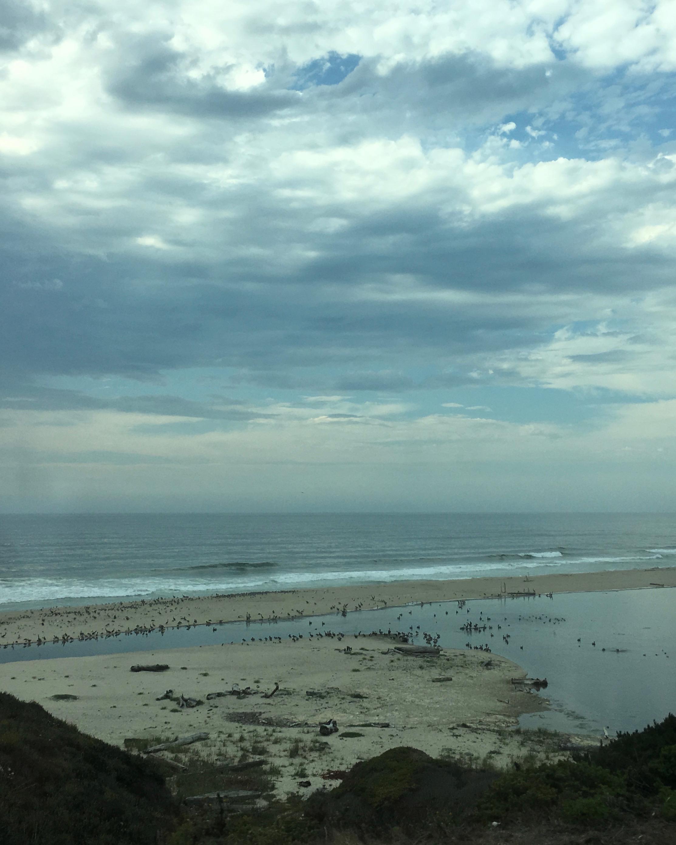Madonna Inn - Pacific Ocean