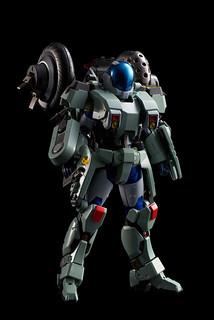 """千値練 RIOBOT 《太空戰神》MOSPEADA""""Ray機"""" 完全變型 !RIOBOT 1/12 VR-052T モスピーダ レイ"""