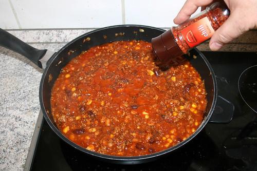 49 - Mit Gewürzen abschmecken / Taste with seasonings