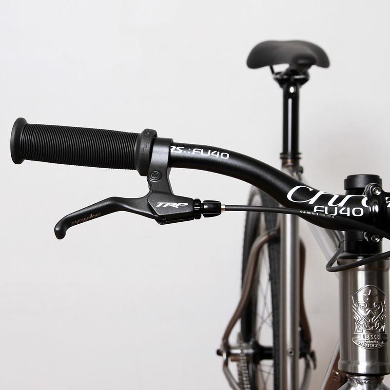 Mudman Complete Bike.