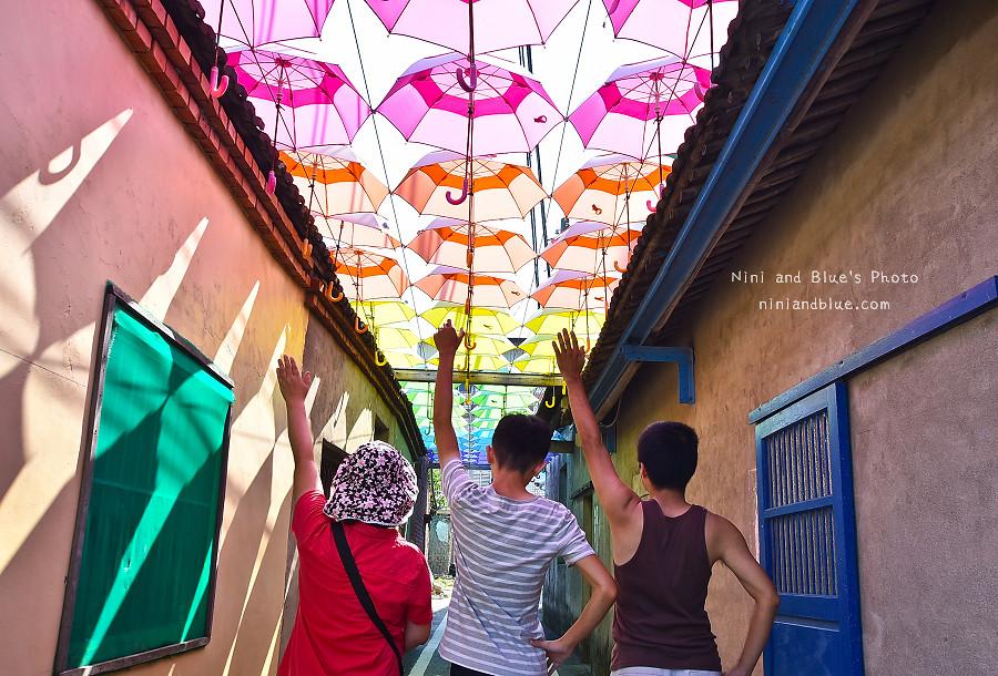 彰化和美景點卡里善之樹雨傘10