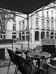 Cafe in Rennes, France