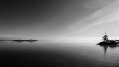 Balaton - monochrome