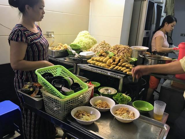 Bun Bo Nam Bo - Food of Hanoi