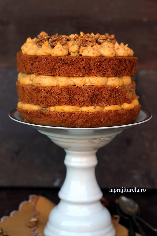 tort cu dovleac 1