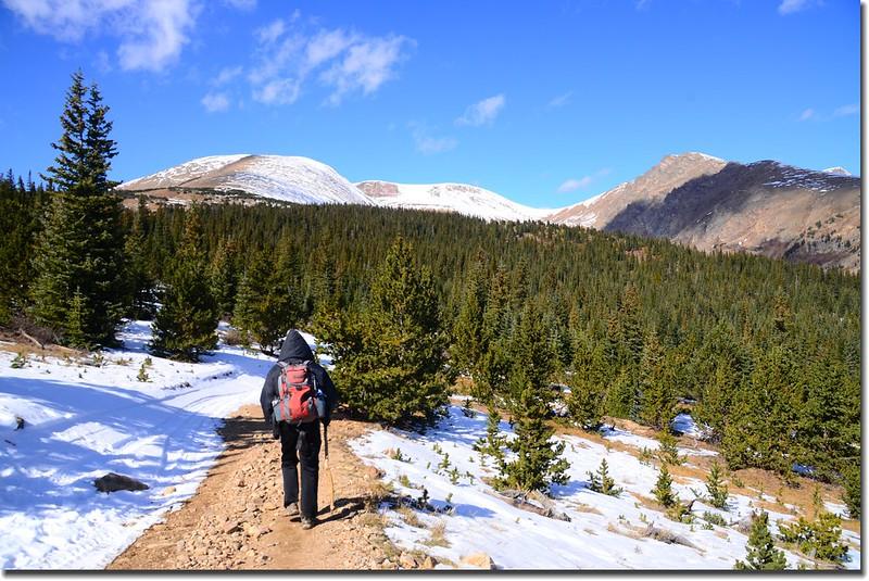 Bill Moore Lake Trail, Empire, Colorado (22)