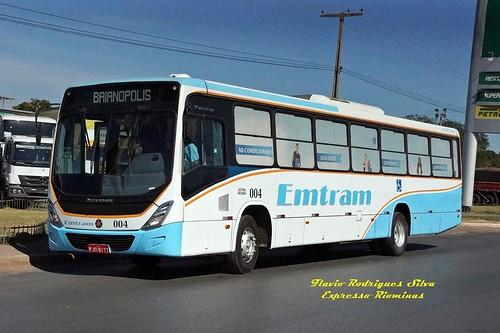 EMTRAM 004 - BARREIRAS x BAIANOPOLIS