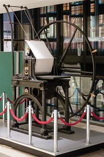 Perkins D Cylinder Press