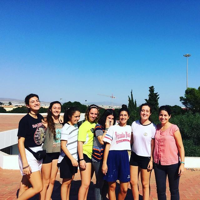 Voluntariado Níjar
