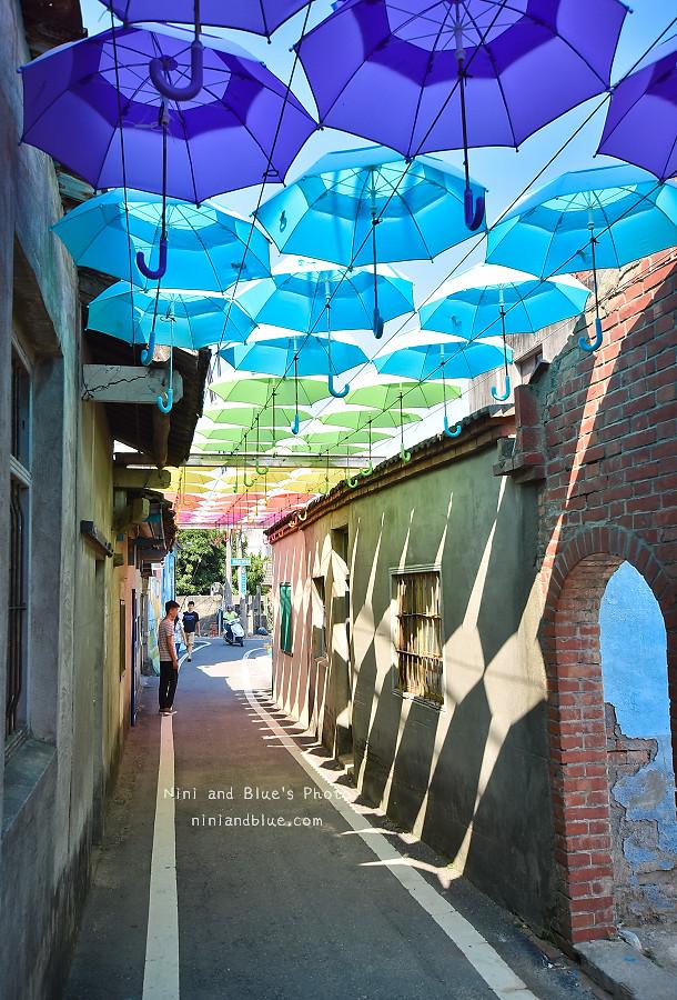 彰化和美景點卡里善之樹雨傘31