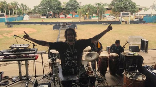 @pontooficial #soundcheck #stage #EquipeAlphaBlunt #music #musiclife #lifestyle