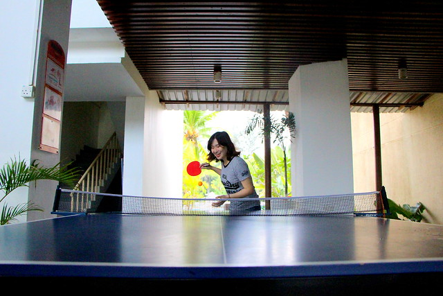Harris Resort Waterfront Batam: Table Tennis