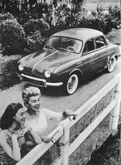 1956 RENAULT Dauphine Berline