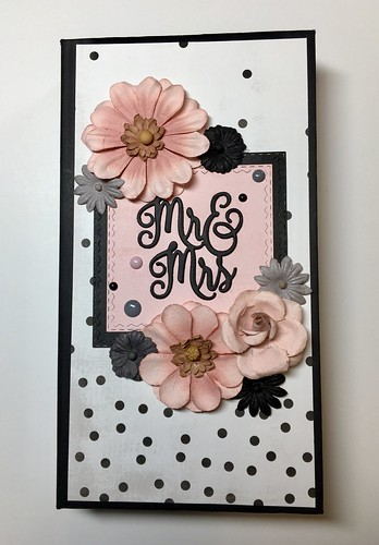 Mr & Mrs Wedding Album