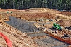 PTC Town Center Construction